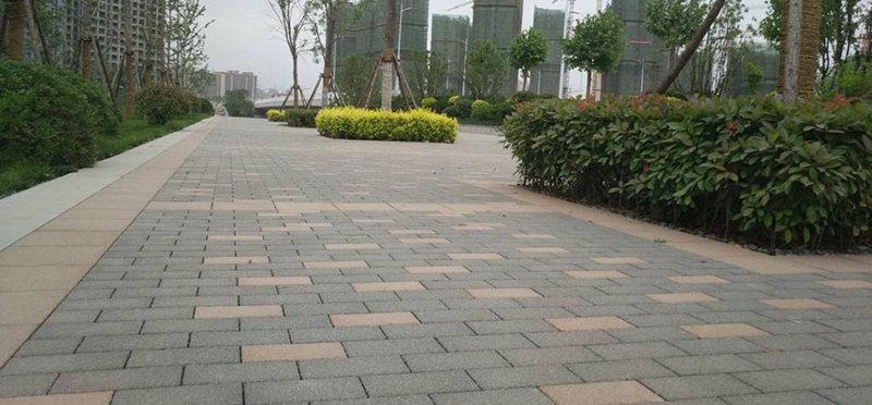 天津欧贝姆透水砖的优点