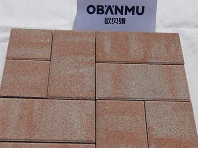 烧结砖和透水砖的区别