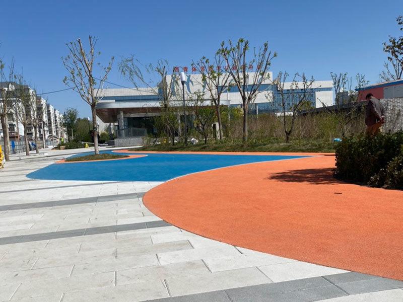 西青区体育公园项目