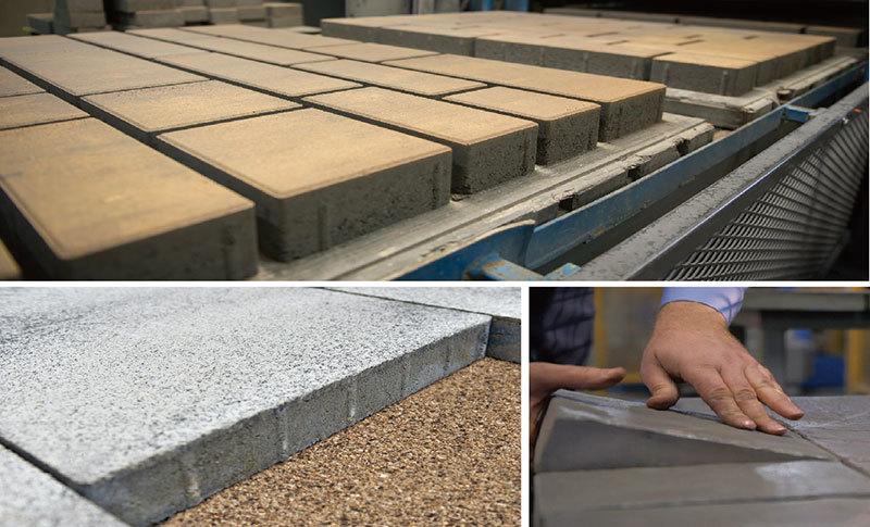 欧贝姆透水砖产品优势