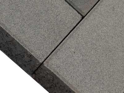灰色室外透水砖