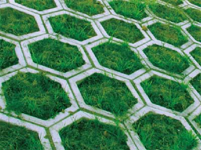 护坡植草砖