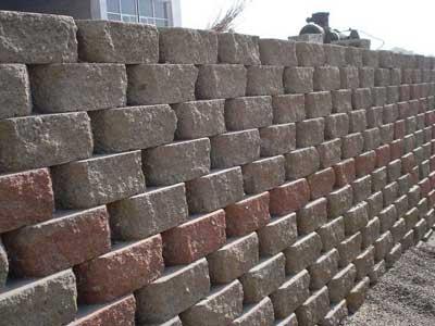 混凝土挡土墙