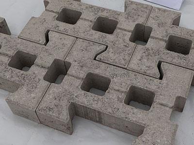 联锁式护坡砖