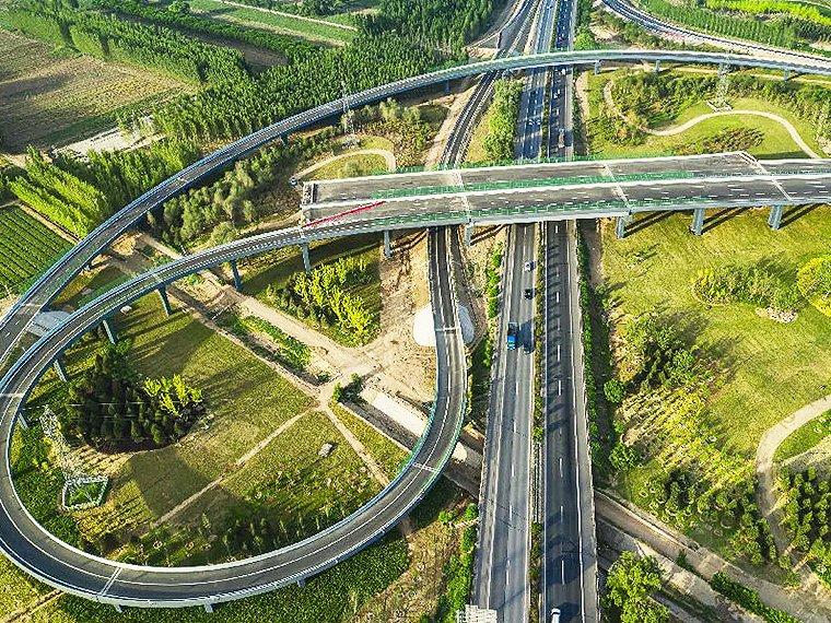 雄安新区K1快速路项目