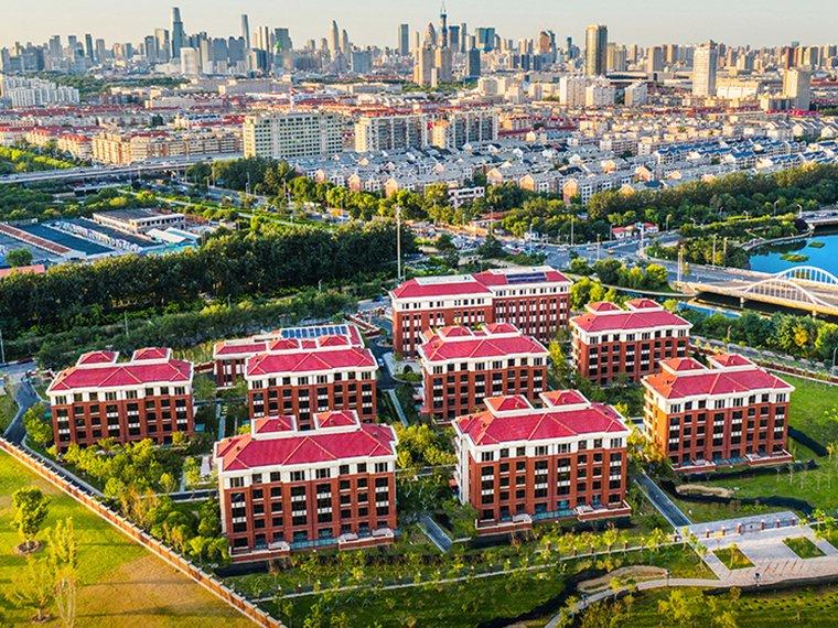天津南开区和平区海绵城市改造项目